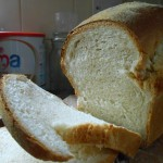 White Loaf Crumb